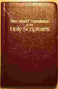 New World Translation theWord Bible